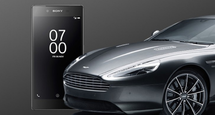 Vodafone UK to offer exclusive Bond-themed Xperia Z5