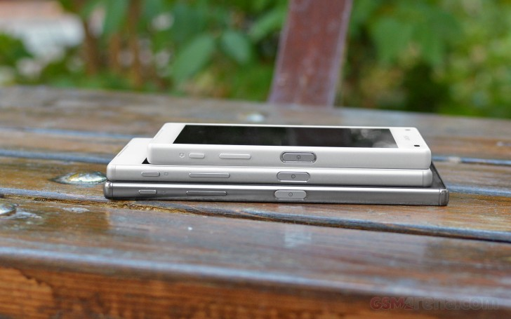 Sony Xperia Z5, Z5 Compact and Z5 Premium hands-on