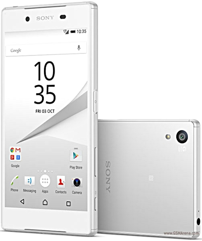 Sony Xperia Z5 now available for purchase in UK