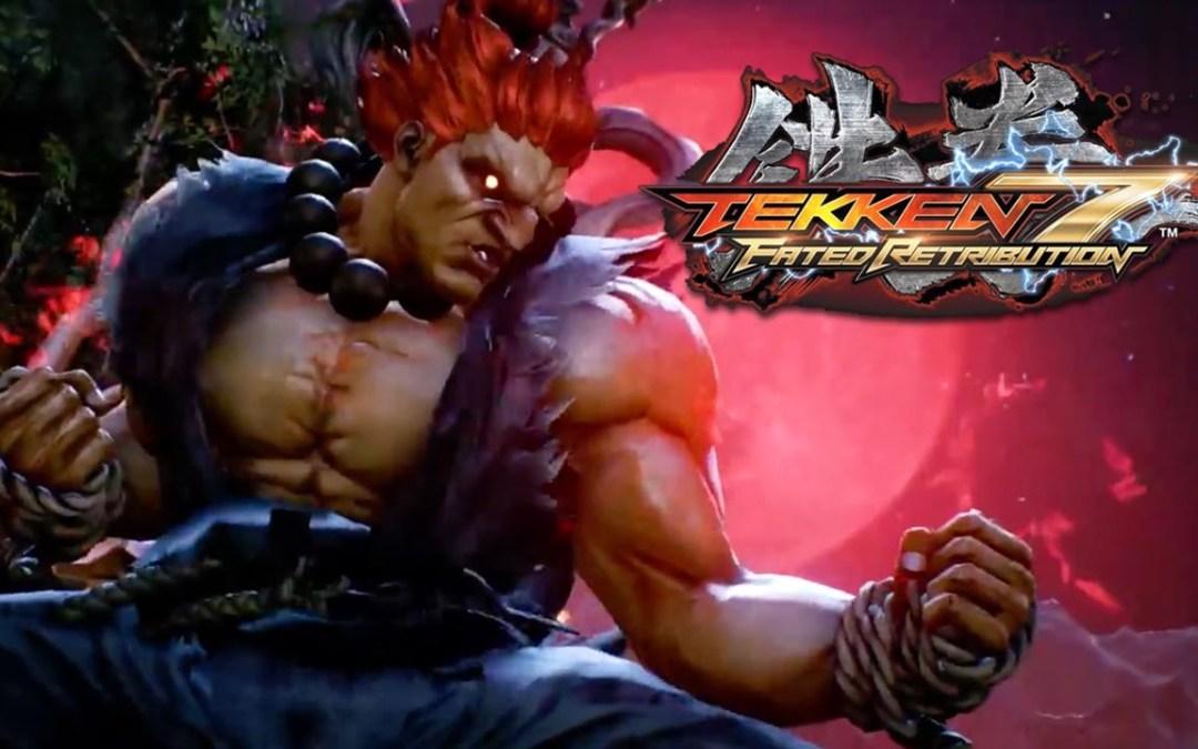 Tekken 7 Gouki Trailer