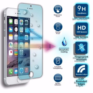 Apple iPhone Tempered Glass