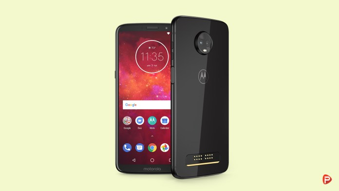 Moto Z3 Play with dual-cameras officially launched