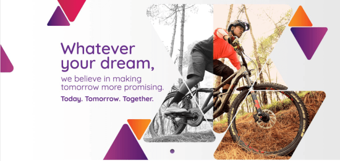"Ncell makes yet another rebranding,""Today. Tomorrow. Together."""