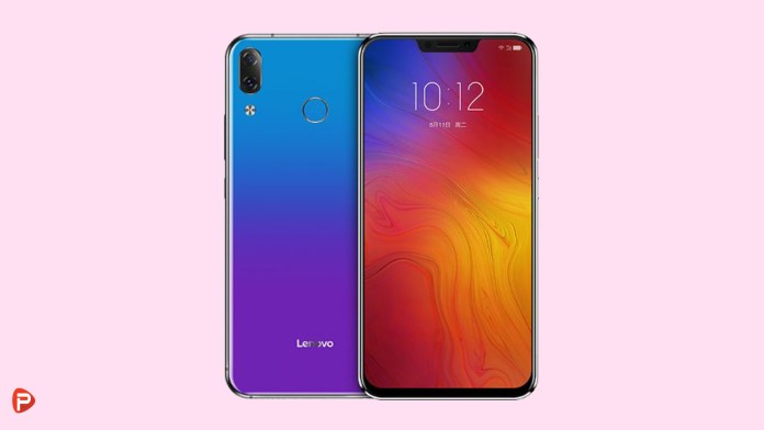 The 'bezel-less' Lenovo Z5 announced with a notch and chin