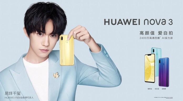 Huawei Nova 3 in Nepal