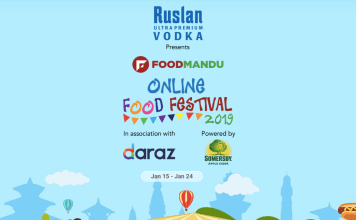 Foodmandu Online Food Fest