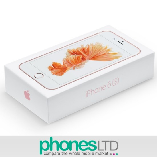 Apple Iphone 6s 16gb Rose Gold Reviews Ratings Phones Ltd