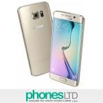 Samsung Galaxy S6 Edge Gold Platinum 128GB