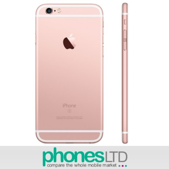 Apple IPhone 6S Rose Gold 32GB Deals