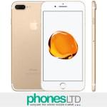 Apple iPhone 7 Plus Gold 256GB deals