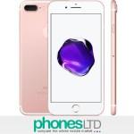 Apple iPhone 7 Plus Rose Gold 256GB deals