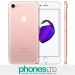 Apple iPhone 7 Rose Gold 128GB deals