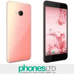 HTC U Play Cosmetic Pink O2, Vodafone and EE Contracts