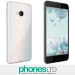 HTC U Play Ice White O2, Vodafone and EE Contracts