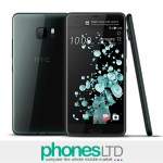 HTC U Ultra Brilliant Black Pay Monthly Contracts