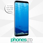 Compare Samsung Galaxy S8+ Coral Blue Deals