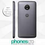 Motorola MOTO E4 16GB Iron Grey Contract Deals