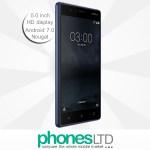 Nokia 3 16GB Tempered Blue Deals