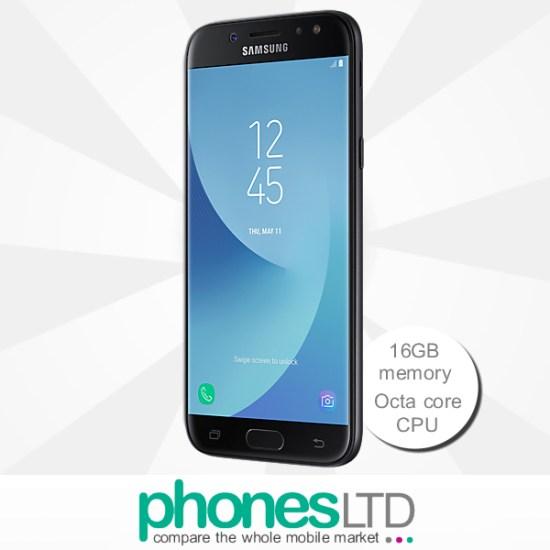 640b40d6e36 Compare Samsung Galaxy J5 2017 Pay As You Go Deals - Phones LTD