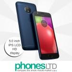 Motorola / Lenovo MOTO E4 16GB Oxford Blue deals