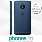 Motorola / Lenovo MOTO E4 16GB Oxford Blue contract deals