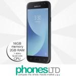 Samsung Galaxy J3 2017 Black Upgrade Deals