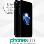 iPhone 7 32GB Jet Black deals
