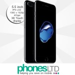 iPhone 7 Plus 32GB Jet Black deals