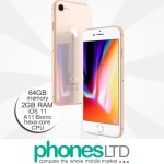 iPhone 8 64GB Gold upgrade deals