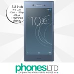 Sony Xperia XZ1 Moonlit Blue deals