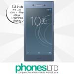 Sony Xperia XZ1 Moonlit Blue deals