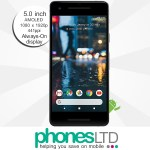 Google Pixel 2 128GB Just Black deals
