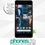 Google Pixel 2 128GB Just Black deals