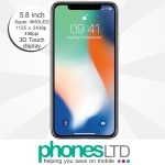 Apple iPhone X 256GB Silver deals