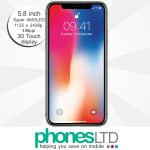 Apple iPhone X 256GB Space Grey deals