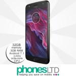 Motorola MOTO X4 32GB Super Black upgrade deals