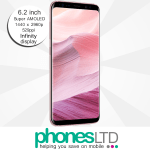 Samsung Galaxy S8+ Rose Pink Gold deals