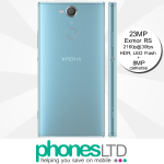 Sony Xperia XA2 32GB Blue contracts