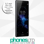 Sony Xperia XZ2 Liquid Black deals