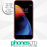 iPhone 8 Plus 256GB (PRODUCT)RED™ deals