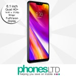 LG G7 ThinQ Aurora Black deals
