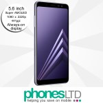 Samsung Galaxy A8 Orchid Grey deals