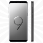Samsung Galaxy S9 Plus (S9+) 256GB Titanium Grey upgrade deals