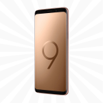 Samsung Galaxy S9 Sunrise Gold upgrade deals