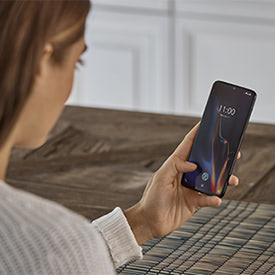 OnePlus 6T fingerprint sensor security