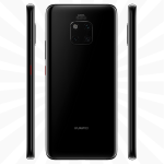 Black Hauwei Mate20 Pro contract deals