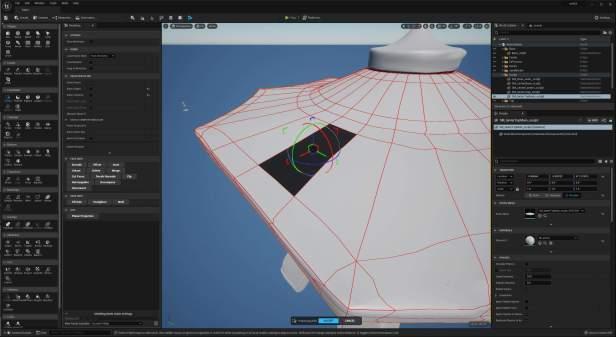 UE5 Modeling Mode TECH BLOG ComponentGizmo
