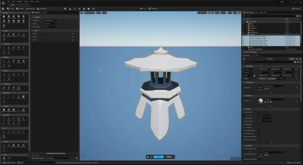 UE5 Modeling Mode TECH BLOG Align