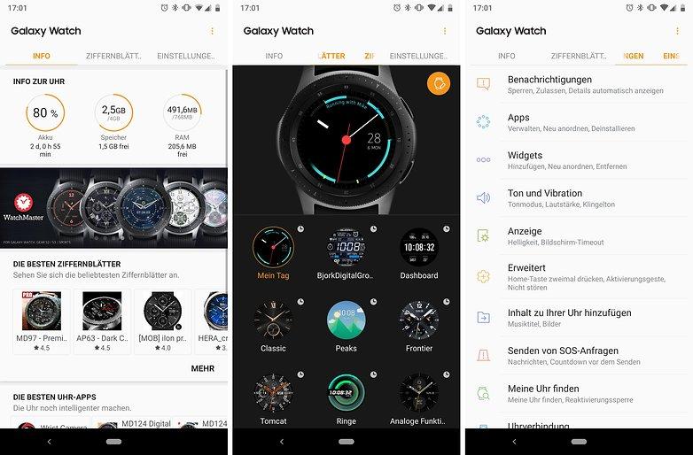 Samsung wearble app ap 01