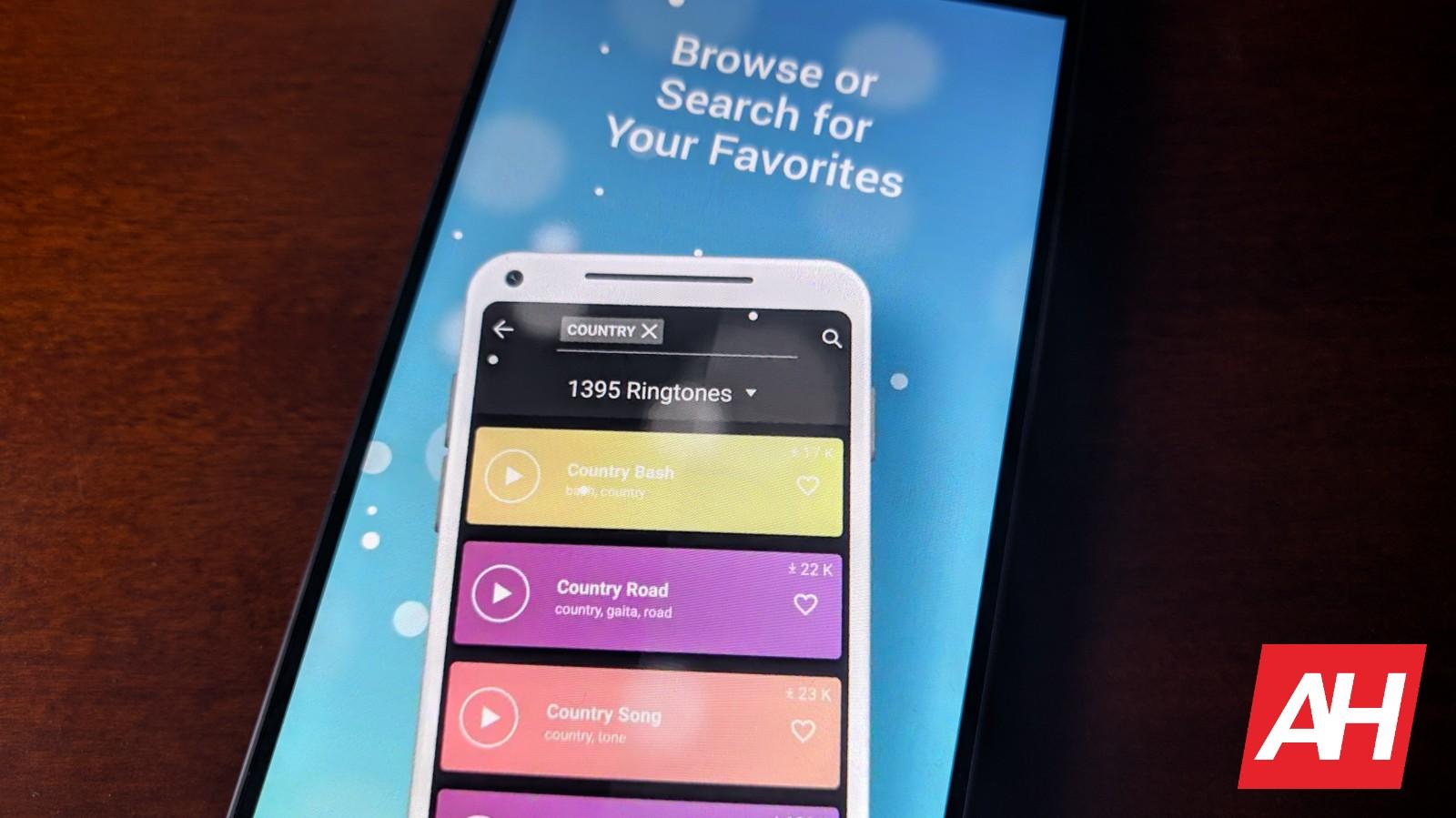 klingelton app